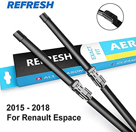 : Wipers OCS Wiper Blades for Renault Espace IVV