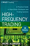 High-Frequency Trading, Irene Aldridge, 1118343506