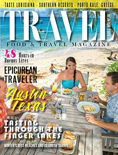 Food & Travel Magazine (Travel Magazine)