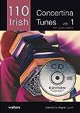 110 Irish Concertina Tunes, Volume 1: With Guitar Chords