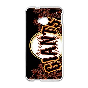 Happy San francisco giants Phone Case for HTC One M7