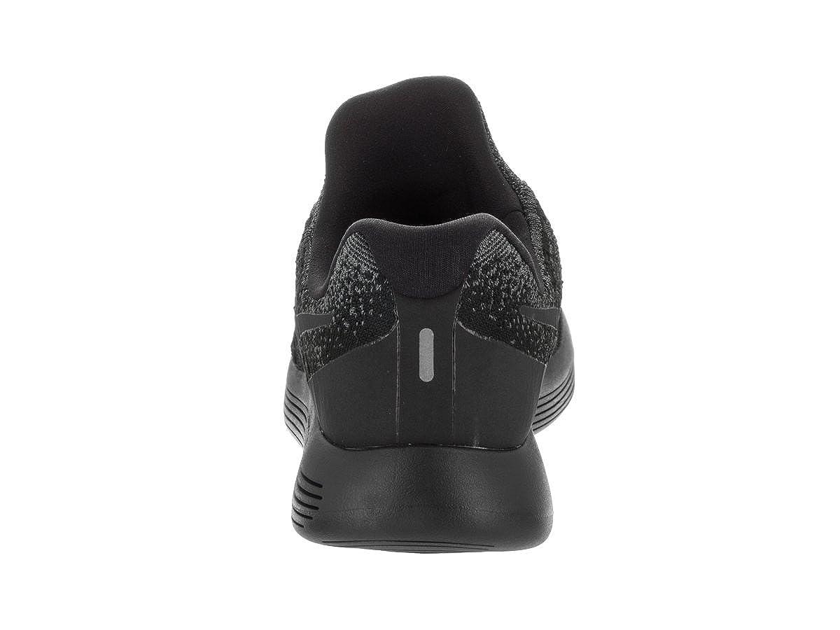 Nike Herren LUNAREPIC niedrig Flyknit 2 schwarz schwarz schwarz schwarz dunkelgrau Laufschuhe 8.5 Herren US 3a91f3