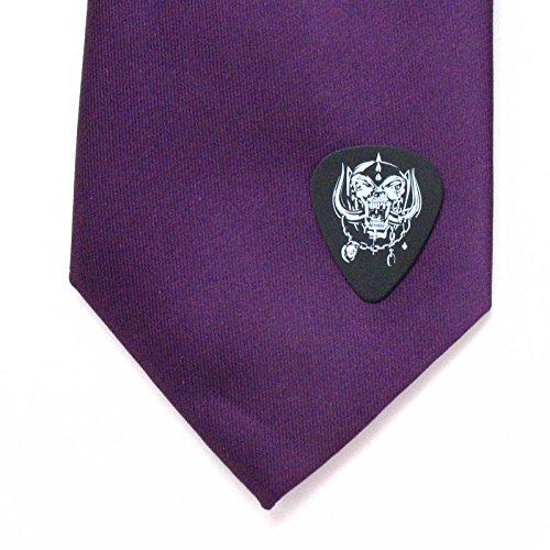 Motorhead púa de guitarra Pin de solapa corbata Tack música músico ...
