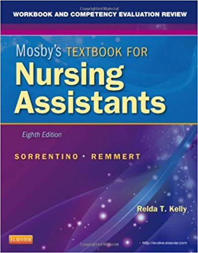Workbook and competency evaluation review for mosbys textbook for workbook and competency evaluation review for mosbys textbook for nursing assistants 8e 8th edition fandeluxe Images