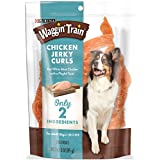 Purina Waggin' Train Chicken Jerky Curls Dog Treats – (6) 3 Oz. Pouches Review