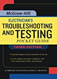 img - for Electrician's Troubleshooting and Testing Pocket Guide, Third Edition book / textbook / text book
