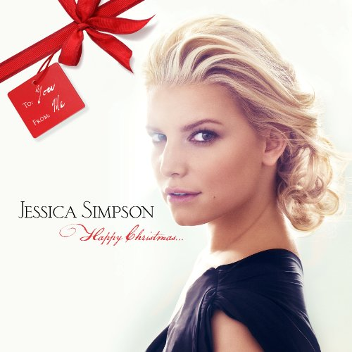 Jessica Simpson - Happy Christmas - Zortam Music
