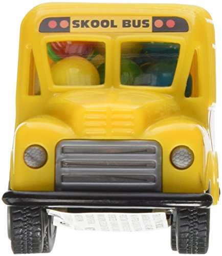 Candy Filled Toy School Bus - 12 Ct. (Amsco Toys)