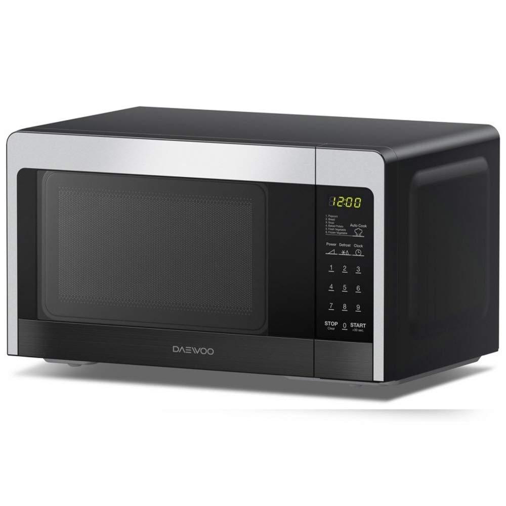 Daewoo KOR0765NET 0.7 Cu. Ft. Mono Microwave | Stainless Steel