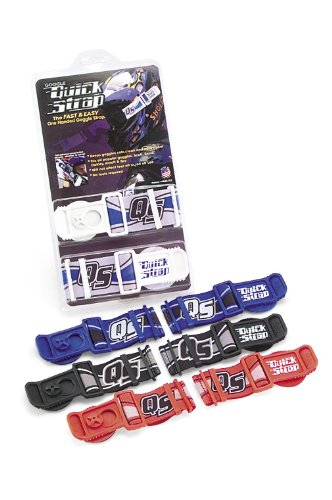 Roko Sports Goggle Quick Straps - Black QS-40 BLK by Roko Sports (Image #1)