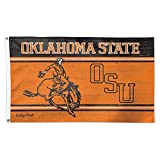 Oklahoma State Flag 3×5 OSU Cowboys Deluxe Reinforced Quad Stitched Flyend Vintage Vault Logo Review