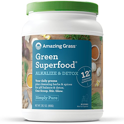 Amazing Grass Superfood Alkalize Organic