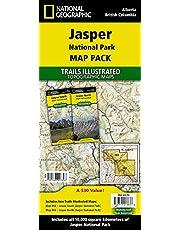 Jasper National Park - Map Pack Bundle