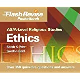 AS/A-Level Religious Studies: Ethics Flash Revise Pocketbook