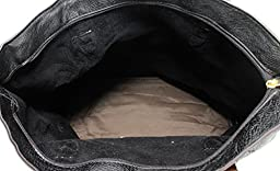 Scarleton Large Tote H103501 - Black