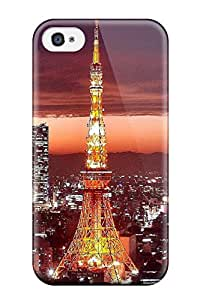 jack mazariego Padilla's Shop New Style Top Quality Protection Tokyo City Case Cover For Iphone 4/4s 3877719K94399490