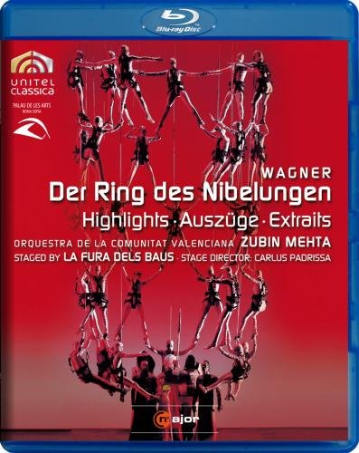 Christa Mayer - Der Ring Des Nibelungen (Highlights) (Blu-ray)