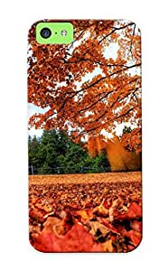 Ef56d1a30 Case Cover Protector Series For Iphone 6 (4.5) Red Autumn Leaves Case For Lovers
