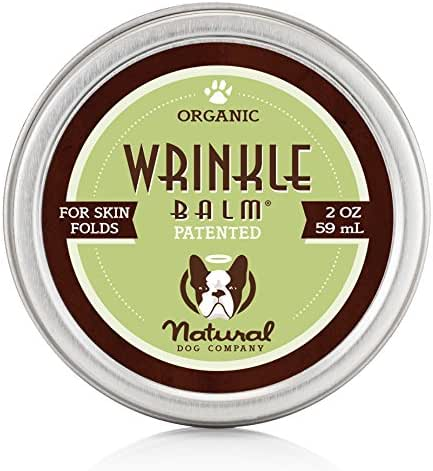 Dog Grooming: Natural Dog Company Wrinkle Balm
