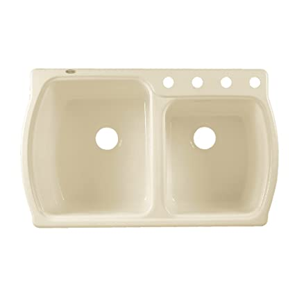 American standard 7255001345 chandler americast double bowl american standard 7255001345 chandler americast double bowl kitchen sink with 1 hole workwithnaturefo