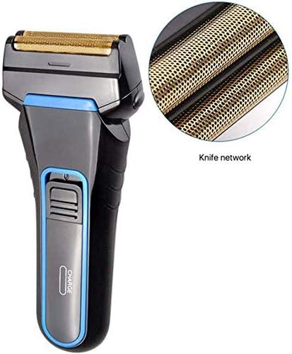 Shaver Los Hombres de la máquina de Afeitar Recargable eléctrico ...