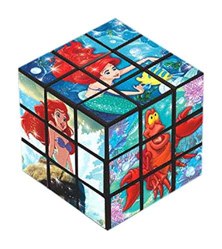 Amscan Disney Ariel Puzzle Cube Children's - Store Disney Outlet