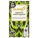 Pukka Herbs Supreme Green Matcha Tea...