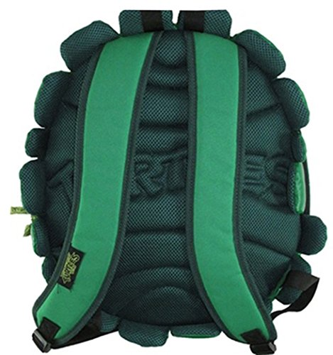 Teenage Mutant Ninja Turtles Turtle Shell Backpack - Comes with all four  eye masks!  Amazon.co.uk  Luggage 5c8d9816d33f1