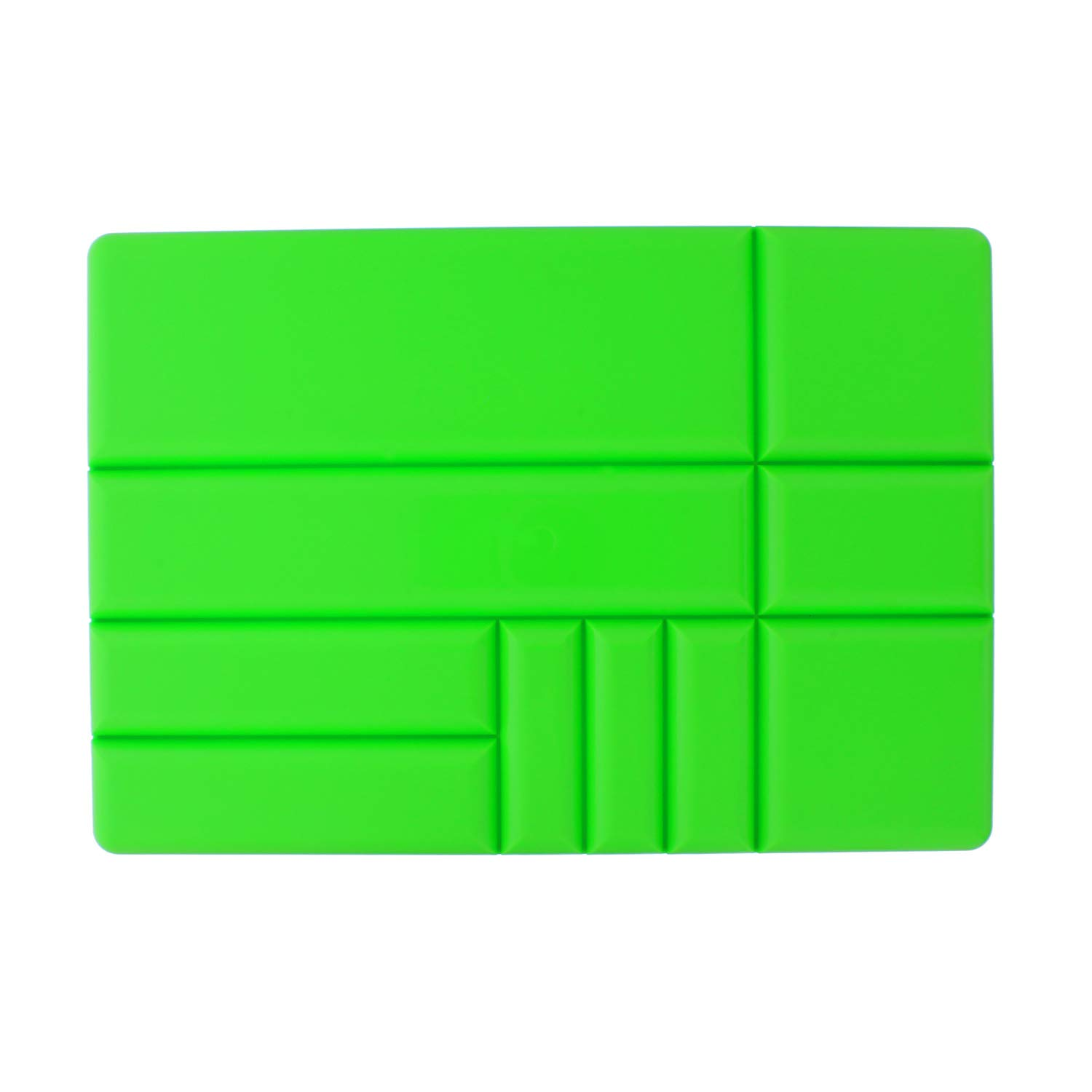 ABN | Toolbox Drawer Organizer Tool Organizer Tool Tray - Tool Drawer Organizer Sorting Tray, 16x11x1.5'' Inch in Green by ABN (Image #5)