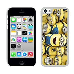 Despicable Me Moi, moche et m¨¦chant Film Minions cas adapte iphone 5C couverture coque rigide de protection (1) case pour la apple i phone 5 C cover Skin