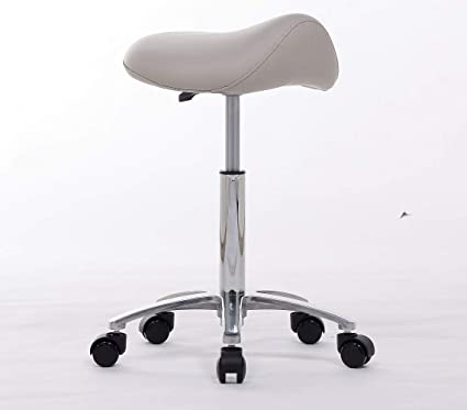 Stupendous Frniamc Adjustable Saddle Stool Chairs With Back Support Ergonomic Rolling Seat For Medical Clinic Hospital Lab Pharmacy Studio Salon Workshop Office Ibusinesslaw Wood Chair Design Ideas Ibusinesslaworg