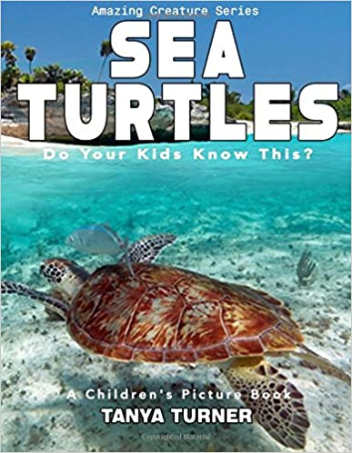 SEA TURTLES Do Your Kids Know This?: A Children's Picture Book: Volume 14 (Amazing Creature Series)