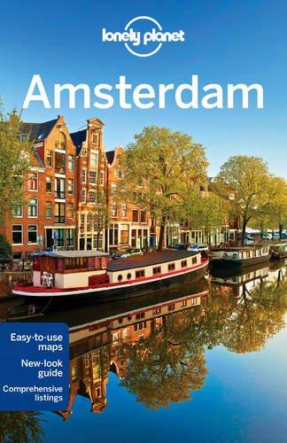Lonely Planet Amsterdam (Travel Guide) - 10th Edition (2016) (Pdf & Epub)