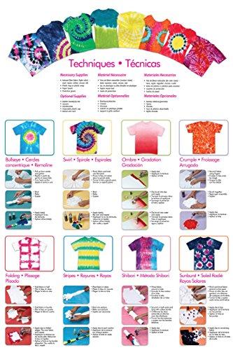 Amazon Tulip Tie Fabric Dye Kit Bright