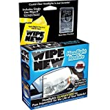 Automotive : Wipe New HDL6PCMTRRT Headlight Restore Kit