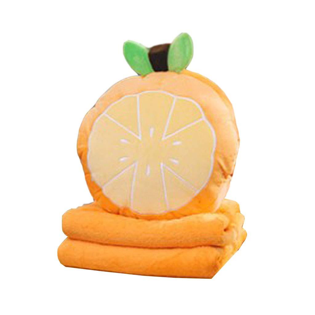 ZHAO YELONG Freizeit-Multifunktions-Soft Keep Warm Blanket Pillow Shawl Warm Hands Sofa Office