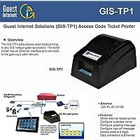 GIS-TP1 Ticket Printer for Guest Internet Hotspot Gateways