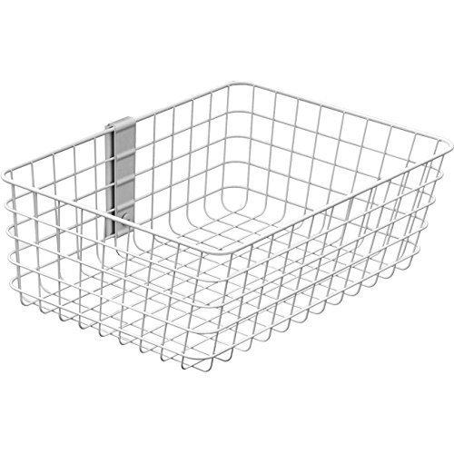 Large Wire Basket, T-Slot Mount