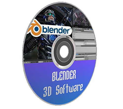 3D Design Animation Modeling Rendering Creation Blender Software