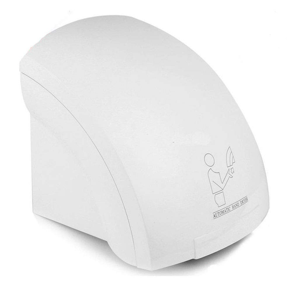 Cypress Shop Commercial Automatic Hand Dryer Infrared Sensor 2000 Watts Drying Waterproof Shockproof Device Compact Size for Hand in Bathroom Toilet Home Furniture by Cypressshop