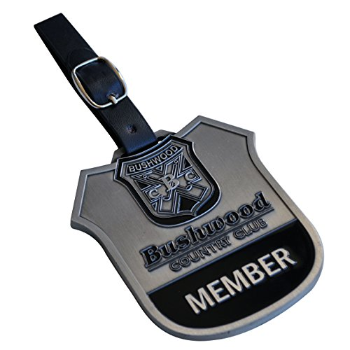 - Bushwood Country Club Member Caddyshack Bag Tag by ReadyGOLF