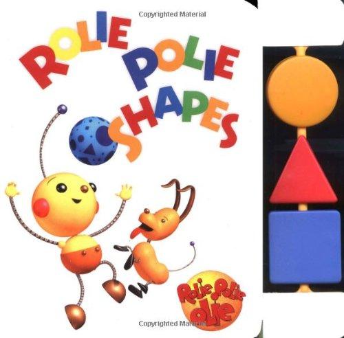 Read Online Rolie Polie Olie Busy Book: Rolie Polie Shapes - Book #2 (Rolie Polie Olie Busy Books, 2) pdf epub