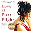 Love at First Flight Audiobook by Tess Woods Narrated by Wendy Bos, David Tredinnick