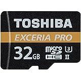 東芝 microSDHCメモリカード 32GB Class10 UHS-II MUX-A032G
