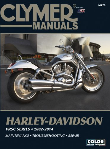 Harley Davidson VRSC Series 2002 2007 (CLYMER MOTORCYCLE REPAIR) ()