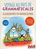 Voyage au pays de Grammaticalis - A la découverte des natures de mots