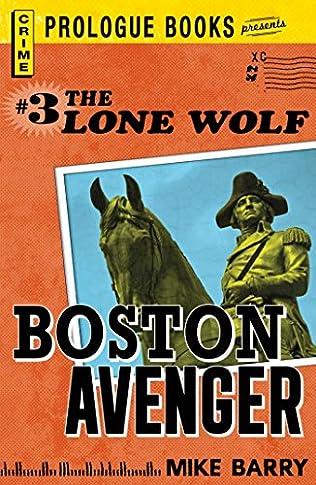 book cover of Boston Avenger