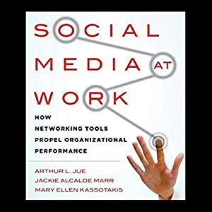 Social Media at Work Audiobook