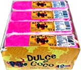 Coco Alfajor - Don Pepe - Coconut Candy- 12 Pieces