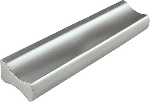 Möbelgriff Malaga Aluminium Möbel Griff Kommode Schrank: Amazon.de ...